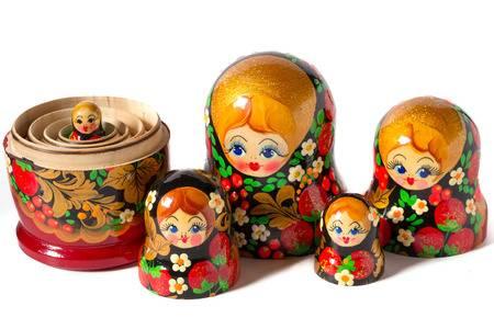 100065940-russian-folk-toy-matryoshka-doll-on-white-background-