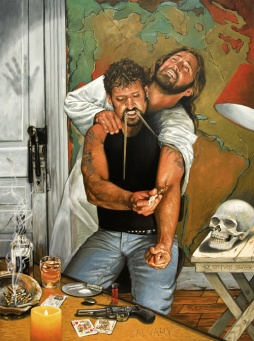 Image result for jesus doing drugs